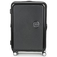 Bags Hard Suitcases American Tourister SOUNDBOX 77CM 4R Black