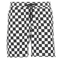 material Men Shorts / Bermudas Vans RANGE SHORT 18 Black / White