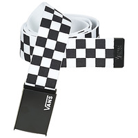 Accessorie Belts Vans LONG DEPSTER WEB BELT Black / White