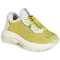 Shoes Women Low top trainers Bronx BAISLEY Yellow