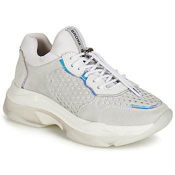 Shoes Women Low top trainers Bronx BAISLEY Grey