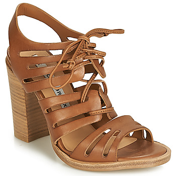 Shoes Women Sandals Bronx HAYDEN Brown