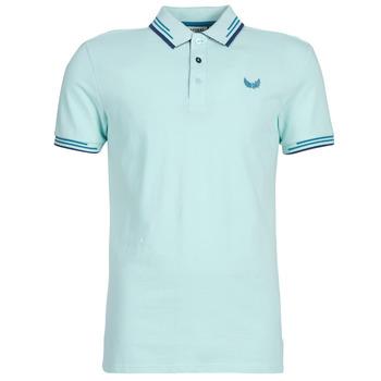 material Men short-sleeved polo shirts Kaporal NAYOC Blue