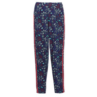 material Women Wide leg / Harem trousers Kaporal BABY Marine / Multicoloured