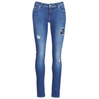 material Women slim jeans Kaporal LOKA Blue / Medium