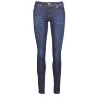 material Women slim jeans Kaporal SATIN Blue / Medium