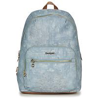 Bags Women Rucksacks Desigual ATILA LIMA Blue