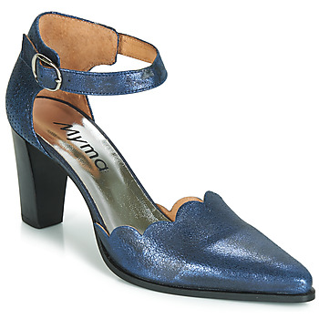 Shoes Women Court shoes Myma GLORIA Marine
