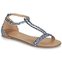 Shoes Women Sandals Moony Mood GEMINIELLE Blue