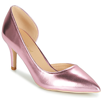 Shoes Women Court shoes Moony Mood IMAF Pink / Metal