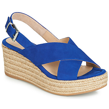 Shoes Women Sandals Unisa KENSA Blue