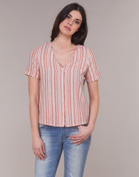 material Women Blouses Vero Moda VMESTHER Red