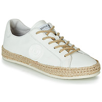 Shoes Women Espadrilles Pataugas PAM /N White