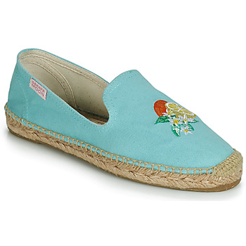Shoes Women Espadrilles Banana Moon LAIRIS Blue