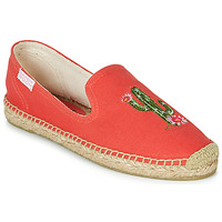 Shoes Women Espadrilles Banana Moon OZZIE Red