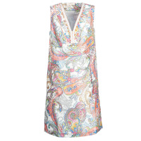 material Women Short Dresses Derhy FLORETTE Multicoloured