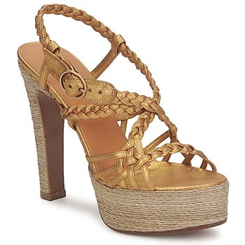 Shoes Women Sandals Michel Perry 12716 GOLD