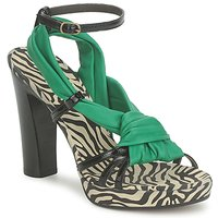 Shoes Women Sandals Michel Perry 12709 EMERALD