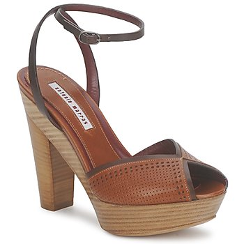Sandals Antonio Marras 4211 PAYA Brown 350x350