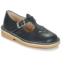 Shoes Children Ballerinas Aster DINGO Marine