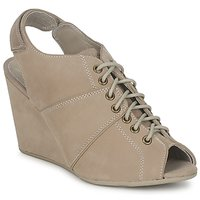 Shoes Women Low boots No Name DIVA OPEN TOE Beige