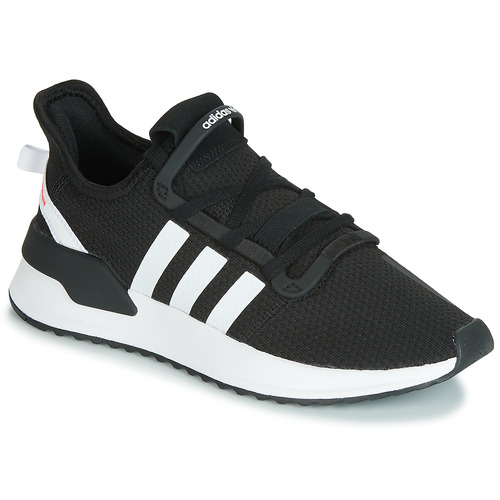 Shoes Low top trainers adidas Originals U_PATH RUN Black
