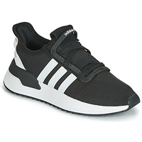 Shoes Children Low top trainers adidas Originals U_PATH RUN J Black