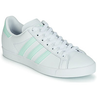 Shoes Women Low top trainers adidas Originals COURSTAR White / Blue