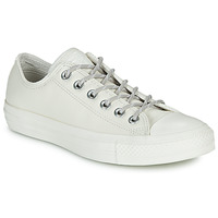 Shoes Low top trainers Converse CHUCK TAYLOR ALL STAR LEATHER OX Beige