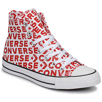 Shoes High top trainers Converse CHUCK TAYLOR ALL STAR WORDMARK HI Red