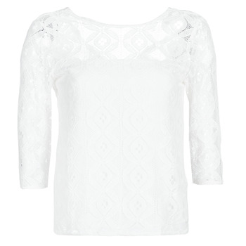 material Women Blouses Betty London CONSTANCE White