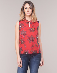 material Women Blouses One Step CLODIA Red