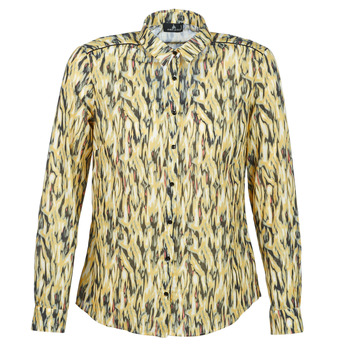 material Women Shirts One Step MONICA Yellow