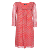 material Women Short Dresses One Step ROSIE Red