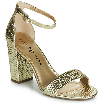 Shoes Women Sandals Katy Perry THE GOLDY Gold