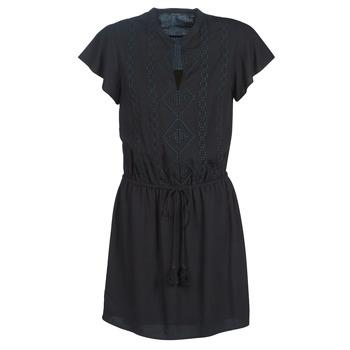 material Women Short Dresses Ikks BN30035-04 Black