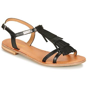 Shoes Women Sandals Les Tropéziennes par M Belarbi BELIE Black