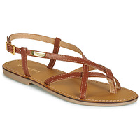 Shoes Women Sandals Les Tropéziennes par M Belarbi CHOUETTE Tan