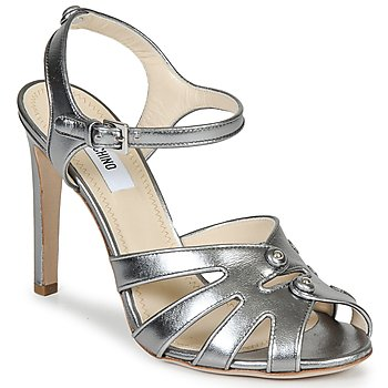 Shoes Women Sandals Moschino MA1604 Nappa-accai