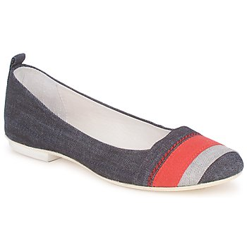 Shoes Women Ballerinas Marithé & Francois Girbaud BRUMES Denim