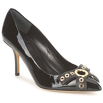 Shoes Women Court shoes Moschino Cheap & CHIC CA1012 Black