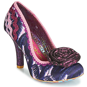 Shoes Women Court shoes Irregular Choice PRIZE WINNER Violet