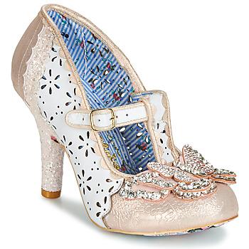 Shoes Women Court shoes Irregular Choice PAPILLON White