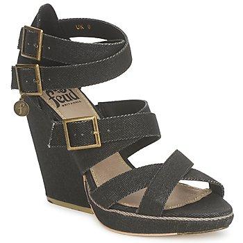 Sandals Feud WASP