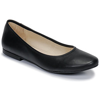Shoes Women Ballerinas So Size JARALUBE Black