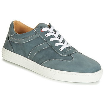 Shoes Men Low top trainers So Size JAROULOTE Marine