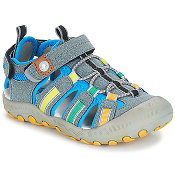 Shoes Boy Sports sandals Gioseppo 43008 Grey / Multicolour