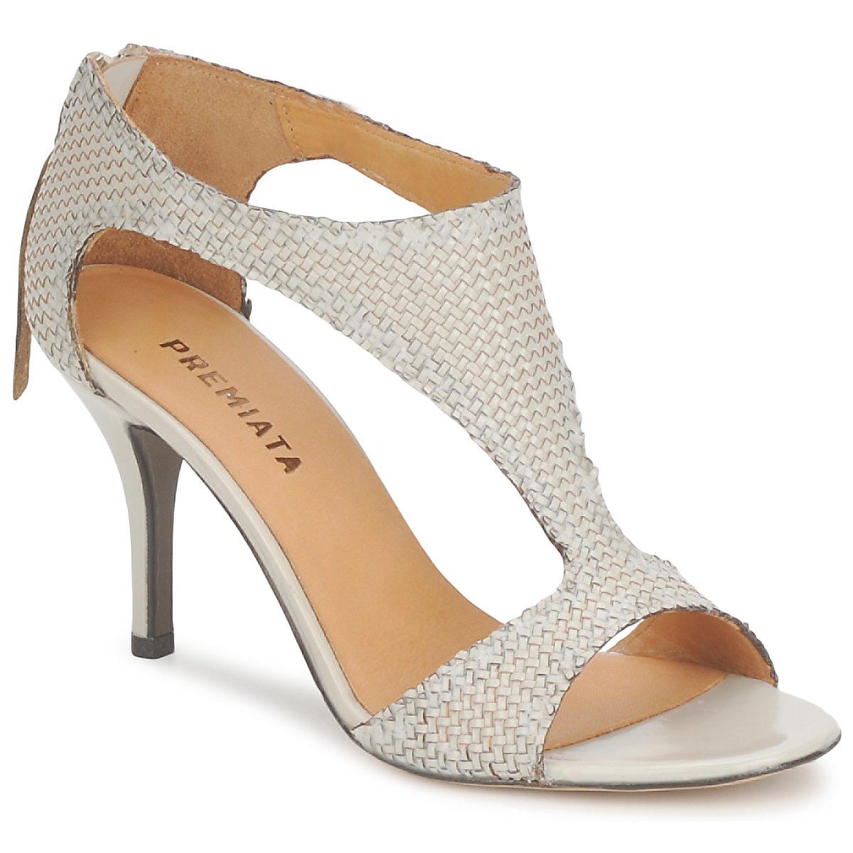Sandals Premiata 2834 LUCE Cream