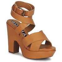 Shoes Women Sandals Rochas RO18082 Brown