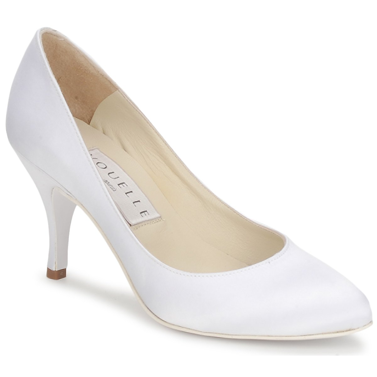 Court-shoes Vouelle LEA White